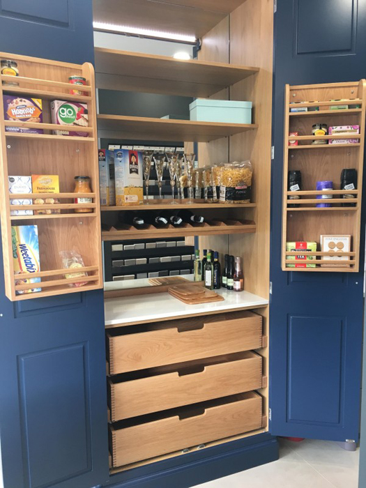 What Exactly Is A Pantry Larder Sanctuary Kitchens And