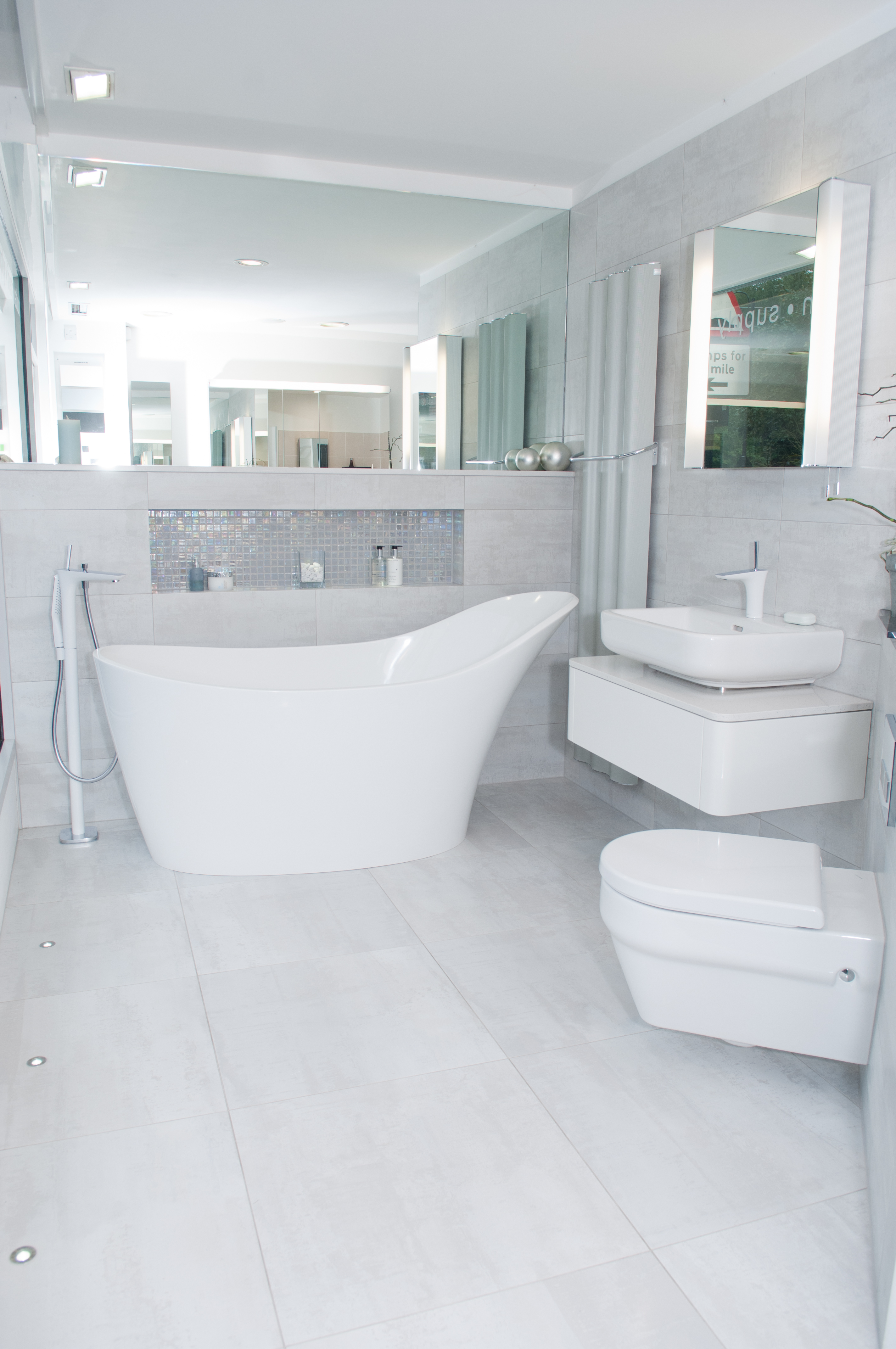 Bathrooms In Thames Ditton | Sanctuary Bathrooms | A Local Company