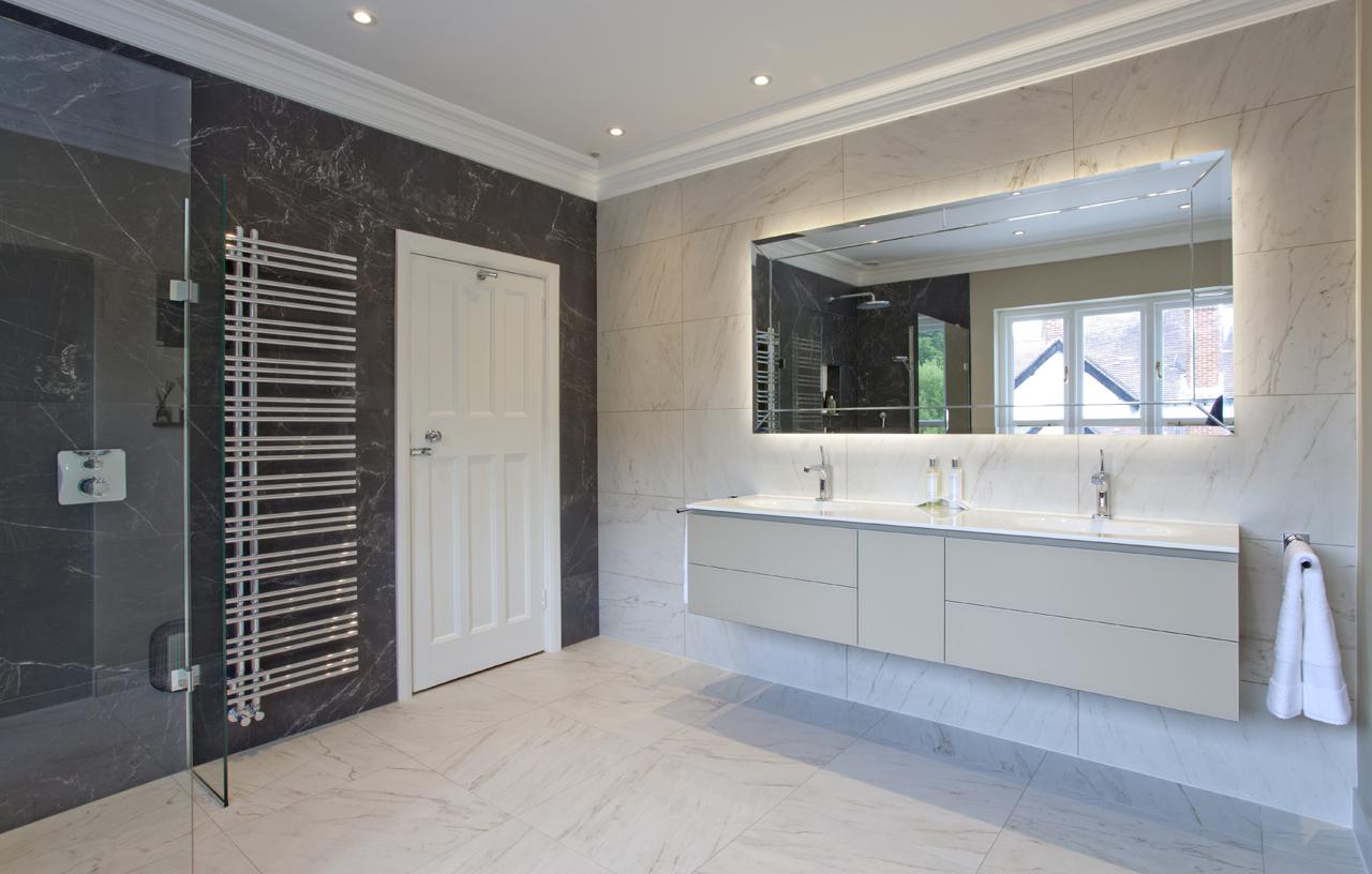 Bathrooms En Suite Attached: Sanctuary Kitchens And Bathrooms