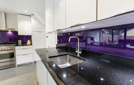 Blackcurrant Beauty Sanctuary Kitchens And Bathrooms