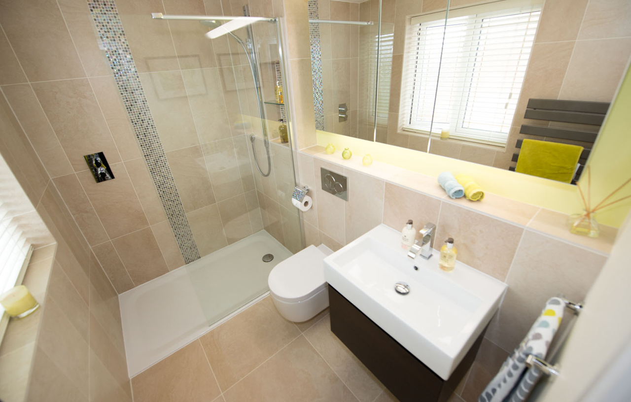 Complementary Ensuite Bathroom