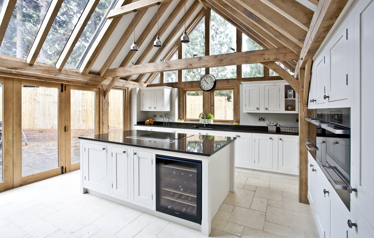 Barn Conversion - Sanctuary Kitchens and Bathrooms