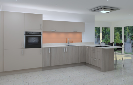SKB 3D Kitchen 6 525