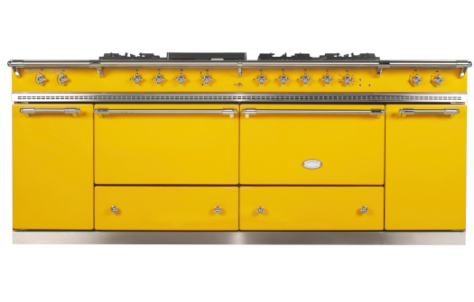 Vezelay in Provencal Yellow with Chrome Trim 525